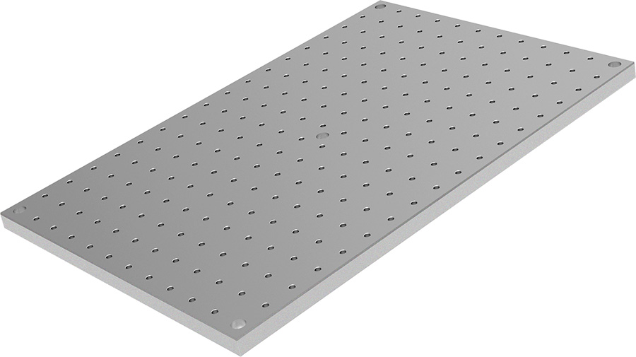 Aluminum Optical Breadboards 715-A