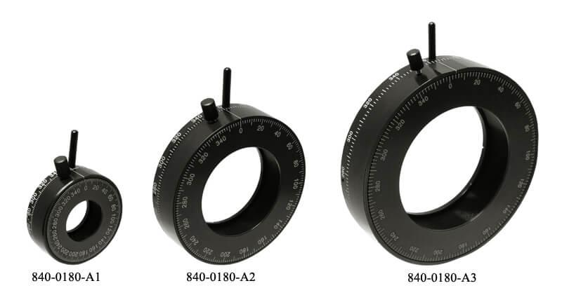 Polarizer Holders 840-0180-A, 840-0180-B