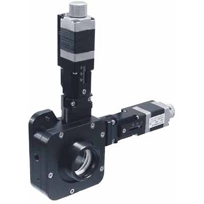 Motorized Two Axes Translation Optical Mount 940-0070