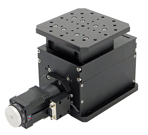 Motorized Precision Vertical Positioner 940-0218
