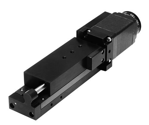 Narrow Motorized Translation Stage with Stepper Motor 960-0050