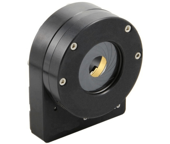 Motorized Iris Diaphragms 995 Series (Max. Aperture Range 5-27 mm)