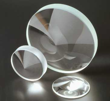 Conical Lenses (Axicons)