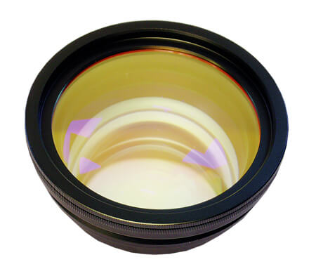 F-Theta Lens for 355 nm