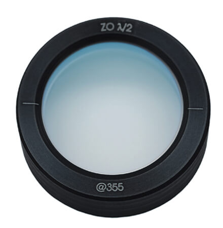 Nd:YAG Zero Order Optically Contacted Wave Plates
