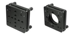 Precision & High Stability Optics Mounts 840-0040, 840-0050 840-0040-34