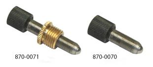 Adjustment Screws 870-0070, 870-0071