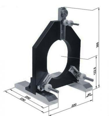 Large Optical Mount 840-0006
