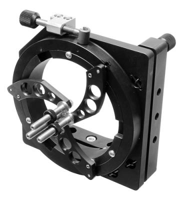 Self-Centering Large Aperture Optical Mount 840-0007