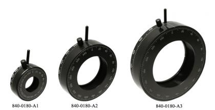 Polarizer Holders 840-0180-A, 840-0180-B