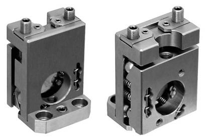 Kinematic Vertical Drive Optical Mount 840-0230