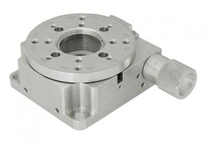 Vacuum Compatible Rotation Stage 860-0155V