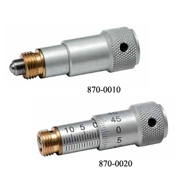 Precise 870-0010 and Micrometer 870-0020 Screws