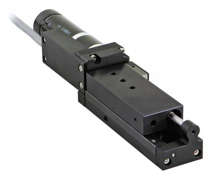 Narrow Motorized Translation Stages with DC Motors 961-0050, 962-0050