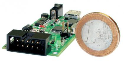 Brushed DC Servo Motor Controllers with USB Interface 980-0060-USB