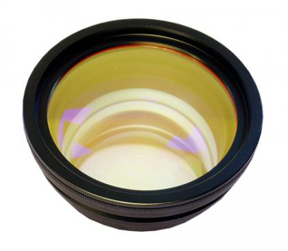 F-Theta Lens for 355 nm