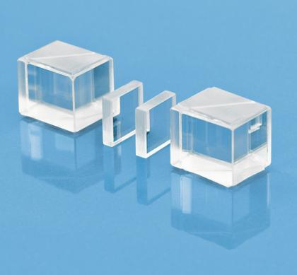 BaF2 Optical Crystals for Cross Polarized Wave Generation