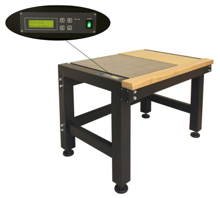 Active Vibration Isolation Workstation 778-5060_1