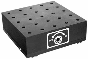 Low-Profile Magnetic Base 820-0140_1