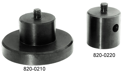 Solid Base Height Extenders 820-0210, 820-0220_1
