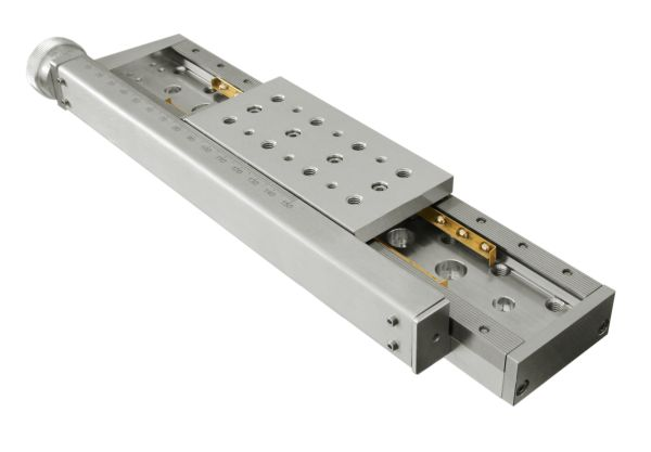 Vacuum Compatible Aluminium Translation Stages 860-0060V-08, -10_1