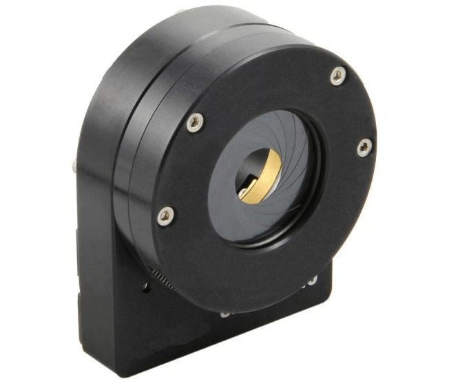 Motorized Iris Diaphragms 995 Series (Max. Aperture Range 5-27 mm)_1