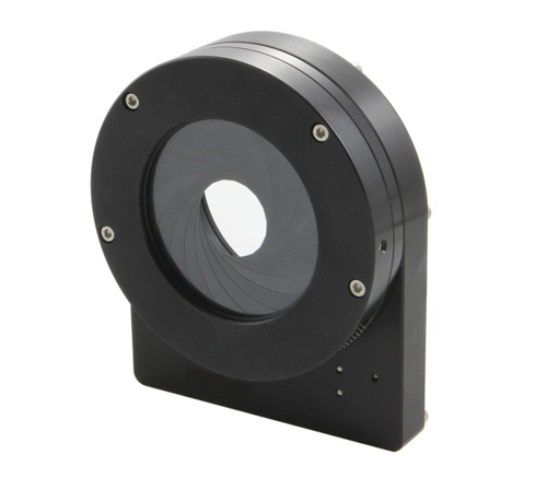Motorized Iris Diaphragms 996 Series (Max. Aperture Range 30-50 mm)_1