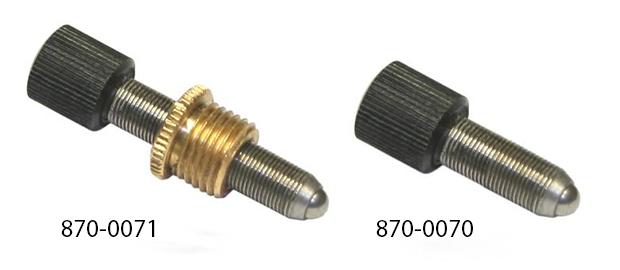 Adjustment Screws 870-0070, 870-0071_1