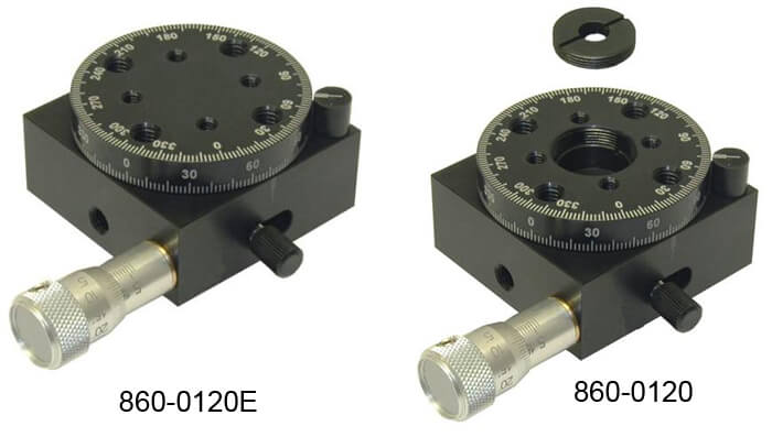 Mini Rotation Stage 860-0120_1