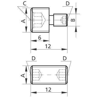 Thread Adapters 795-0016