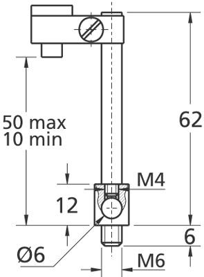 Optics Clamp 830-0050