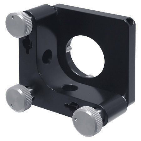 Kinematic Mirror/Beamsplitter Mounts (Al) 840-0032, 840-0033