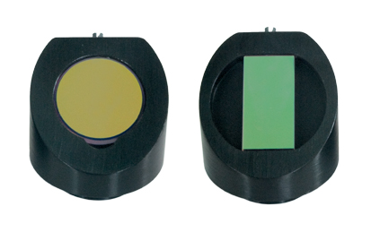 Nd:YAG Thin Film Laser Polarizers (Round)