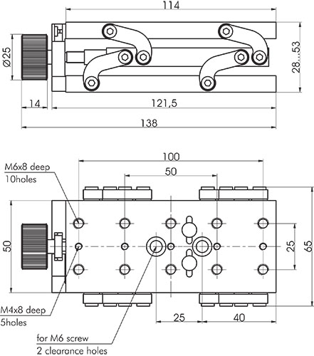 Adjustable Height Platform 850-0200