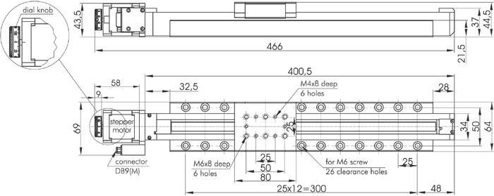Motorized Delay Line 960-0100