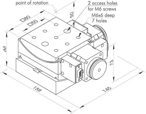 Motorized Goniometers 960-0180