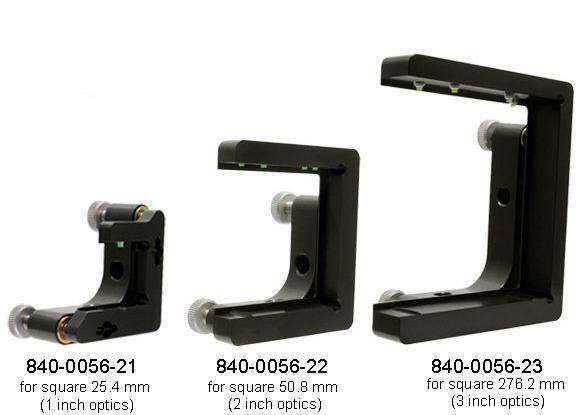 Kinematic Mirror / Beamsplitter Mounts 840-0056