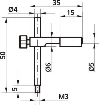 Miniature Clamp 840-0110-A2