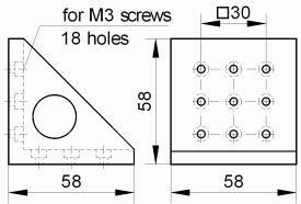 Angle Bracket 810-0110