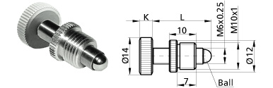 Ultra-Fine Adjustment Screws 870-0080