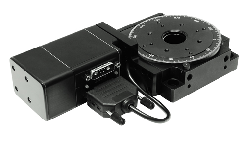 Motorized Rotation Stages with SM System 960-0140SM, 960-0150SM
