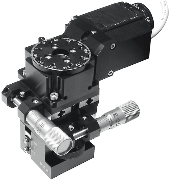 Motorized Rotation Stages 960-0170