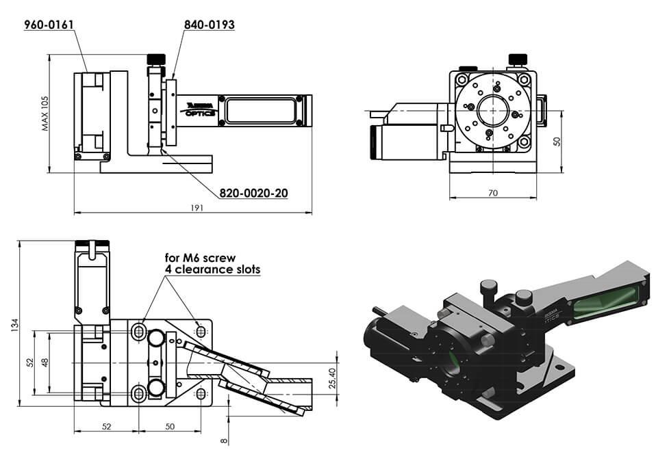Broadband Variable Attenuator for Femtosecond Laser Pulses