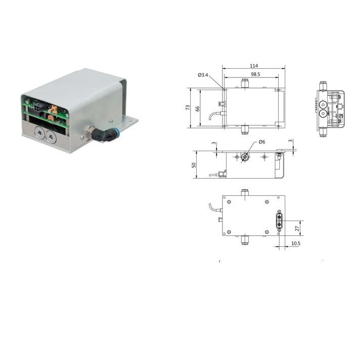 DPD Cavity Dumping & Pulse Picking Pockels Cell Drivers