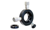 Y-Z Positioners for Lens, Pinholes, and Objectives 990-0100, 990-0200_1
