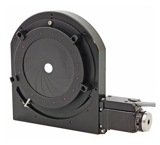 Motorized Iris Diaphragm 997 Series (Max. Aperture Range 60-98 mm)_1