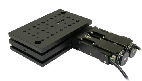 Motorized Rotation And Tilt Stage Motorized Positioners