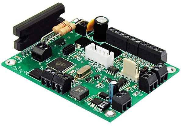 Stepper Motor Controller For R232 Motorized Positioners And Controllers Eksma Optics