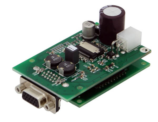 Stepper Bldc And Dc Motor Controller Motorized