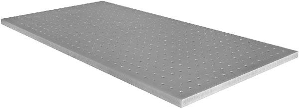 Aluminium Optical Breadboards Eksma Optics